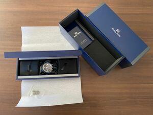 【限定モデル】グランドセイコー 20周年 Anniversary スプリングドライブ メンズ 箱付き