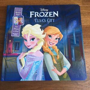 アナと雪の女王 英語絵本 Elsas Gift