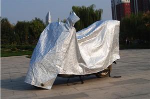 CSN608#バイクカバー 丈夫なバイク車体カバー厚手生地風飛び 耐熱 裏打ち 溶けない UVカット防止 防水 防塵 耐熱