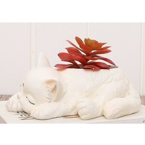 LDL883#プランター ポット かわいい インテリア おしゃれ 植木鉢 花器 多肉植物 ミニ観葉植物 リビング 玄関 動物
