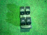アウディ A4 ABA-8KCDH パワーウインドウ PW スイッチ LY9C 8K0959851D 運転席
