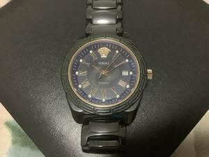 ヴェルサーチVERSACEオートマチック紳士腕時計