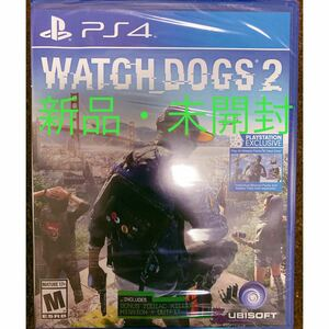 PS4 / Watch dogs 2