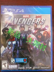 (新品)PS4/ Avengers