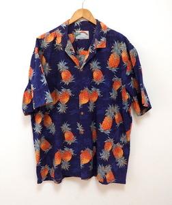 PARADISE FOUND パラダイスファウンド アロハシャツ 半袖シャツ 【L.L.Beanコラボ】