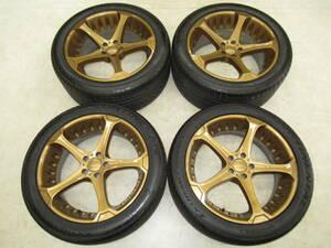 Benz size!Giovanna DALAR( Giovanna dala-)5 8.5J-20+25 10J-20+25 pcd112/5H 255/45ZR20 295/40ZR20 with tire 4ps.@GLC coupe?