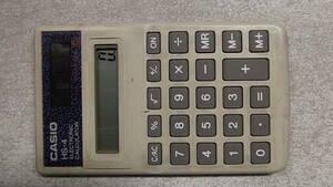 旧品〇CASIO/カシオ/計算機/HS-4〇