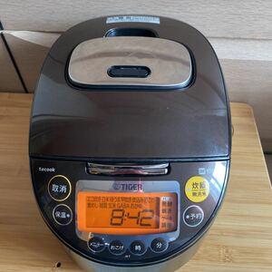 タイガー炊飯器 16年製