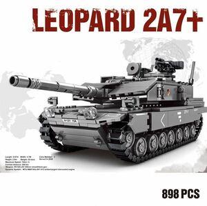 レオパルト2 Leopard 2 戦車 レゴ 互換 テクニック ミニフィグ LEGO 互換 ミニフィギュア 2a7