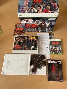 【Xbox360】 鉄拳6 コレクターズBOX
