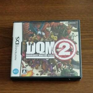 任天堂DSソフト ドラゴンクエストモンスターズジョーカー2