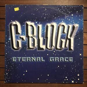 ●【eu-rap】C-Block / Eternal Grace[12inch]オリジナル盤《3-2-72》