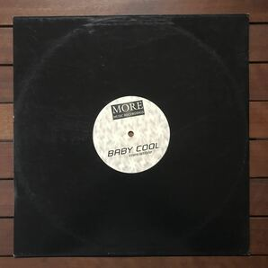 ●【r&b】Baby Cool / Irresistible[12inch]オリジナル盤《3-2-83 9595》cover