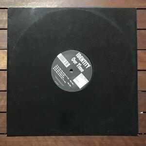 ●【eu-rap】Identity / Our Time[12inch]オリジナル盤《4-2-10》