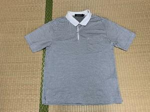 lecoqsportif/ルコック ゴルフ 半袖 ポロシャツ M