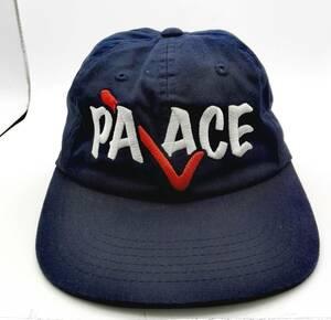 【2017AW】 PALACE SKATEBOARDS パレス スケートボード CORRECT 6-PANEL パレス コレクト 6パネル キャップ ネイビー ユニセックス