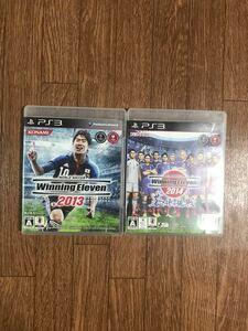 【PS3】 ワールドサッカーウイニングイレブン2013& 2014 蒼き侍の挑戦