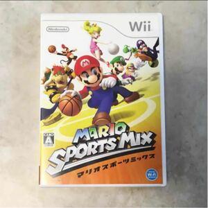 マリオスポーツミックス Wii