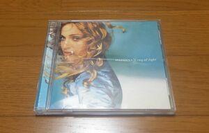 [帯付] 国内盤 マドンナ レイ・オブ・ライト Madonna ray of light CD ♪フローズン ♪パワー・オブ・グッバイ WPCR-2000 送料無料 即決