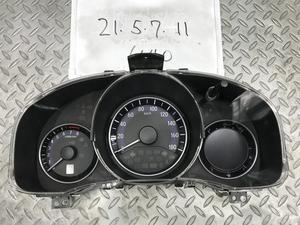 ★80,736km!! GK5 ホンダ フィット 15X Lパッケージ 平成25年 純正 スピードメーター 78100-T5B-J213 32ピン★