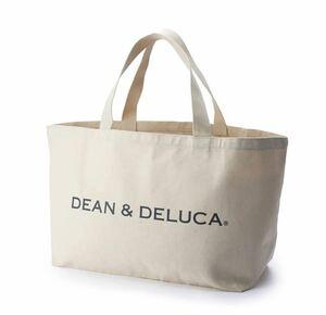 DEAN & DELUCA ビッグトートバッグ ナチュラル 新品未使用