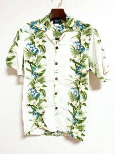 Royal Creations ロイヤルクリエーションズ レーヨンアロハシャツ made in HAWAII ハワイ製 S