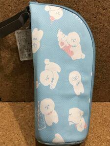 ビションフリーゼ 保冷 保温 ペットボトルカバー ペットボトルケース 犬 イヌ ペットボトルホルダー 水筒ケース 水筒カバー
