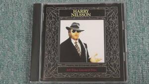 Harry Nilsson / ニルソン ~ All Time Greatest Hits / グレイテスト・ヒッツ    BEST/ベスト