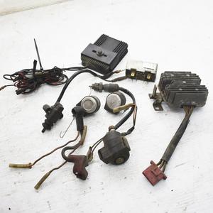 カワサキ Z750GP KZ750R FI PULSE BIKE CDI ECU レギュレーター リレー センサー 電装セット 【A】BAD