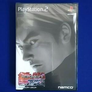 鉄拳タッグトーナメント PS2ソフト