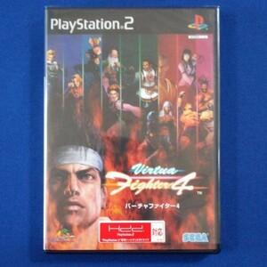 バーチャファイター4 PS2ソフト プレイステーション2
