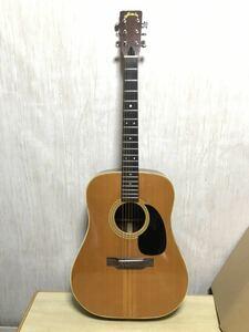 JUMBO ジャンボ J-20 アコースティック ギター アコギ トップ単板 USED