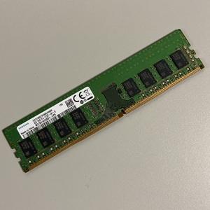 【中古】Samsung 8GB 1枚 DDR4-2133 M378A1K43BB1-CPB デスクトップPC用メモリ(non-ECC Unbuffered、1Rx8、PC4-17000)