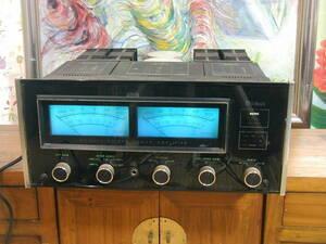 ★☆アメリカMcIntosh製、MC2205パワーアンプです。1983年頃788000円していました。 動作良好。 ☆★