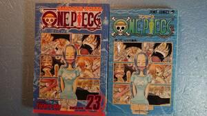 英語(+日語)漫画「One Piece vol.23:Vivi's Adventure(+ワンピース第23巻:ビビの冒険)」