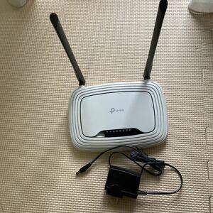 TP-Link 無線LANルーター TL-WR841N 無線LAN親機 WiFi