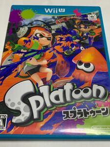 Splatoon スプラトゥーン 任天堂 Nintendo wiiU