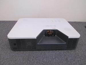 *HDMI установка *2500lm*CASIO одиночный подпалина пункт жидкокристаллический проектор XJ-ST145* б/у * лампа горит час 58H!!!*