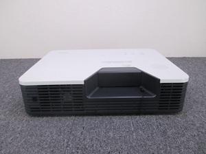 *HDMI установка *3000lm*CASIO одиночный подпалина пункт жидкокристаллический проектор XJ-ST155* б/у * лампа горит час 419H!!!*
