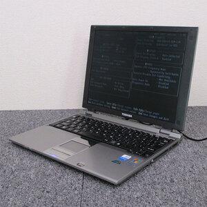 текущее состояние доставка 12.1 type XGA* Toshiba dynabook SS S20 12L/2 электризация * пуск сделал BIOS отображать OK AC адаптор есть #SS