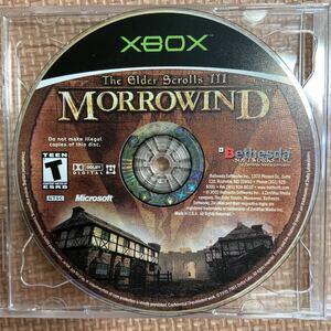 【ディスクのみ】MORRWIND モロウィンド