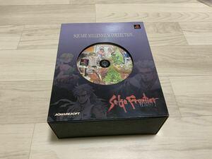 【ジャンク】サガ フロンティア2 プレイステーション ソフト PlayStation プレステ 動作未確認 説明書ありPS1 PSソフト スクウェア SQUARE