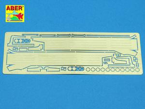 アベール 35126 1/35 ドイツ・マーダーIIIM対戦車自走砲・フェンダー(タミヤ)