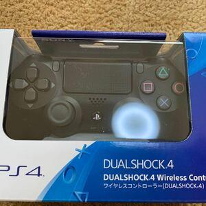 PS4 ワイヤレスコントローラー 純正 デュアルショック4 新品 ブラック