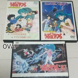 DVD うる星やつら 特別版 レンタル落ち