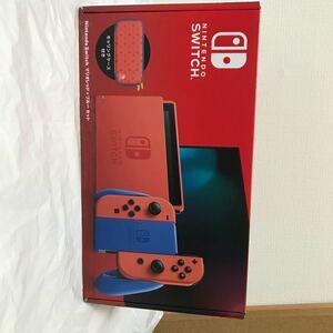 Nintendo Switch マリオレッド×ブルーセット