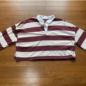 LOWRYS FARM ラガーシャツ