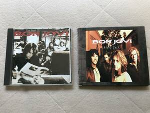 CROSS ROAD/THE BEST OF BON JOVI/These Days 2枚セット 送料込み