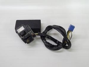 【210510】GSX750S(GS75X-108)● ハンドルスイッチ左 スイッチボックス左 ※検:GSX1100S 【刀 カタナ