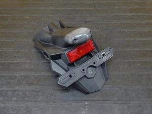 【210527】Ninja250(EX250L-013)■ リアフェンダー ナンバー灯 【NINJA ニンジャ